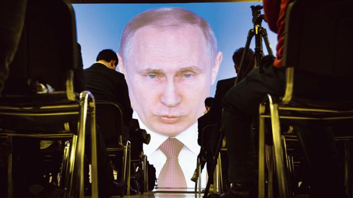 Poutine vante les exportations d