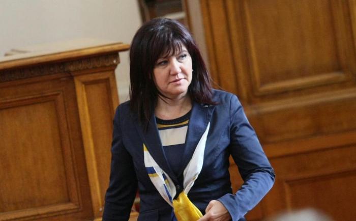 La présidente du parlement bulgare arrive aujourd