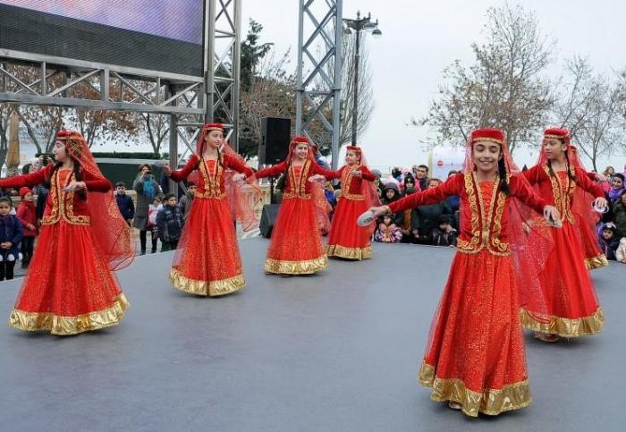 Həftə sonları Bulvarda rəqs festivalı keçiriləcək