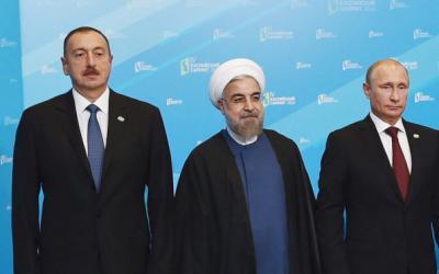 رؤساء أذربيجان وروسيا وإيران سيجتمع في سوتشي