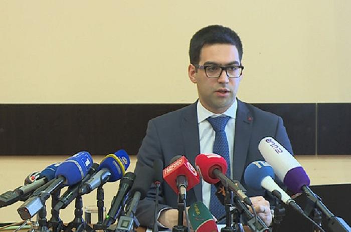 Ermənistanda yeni nazir təyinatı