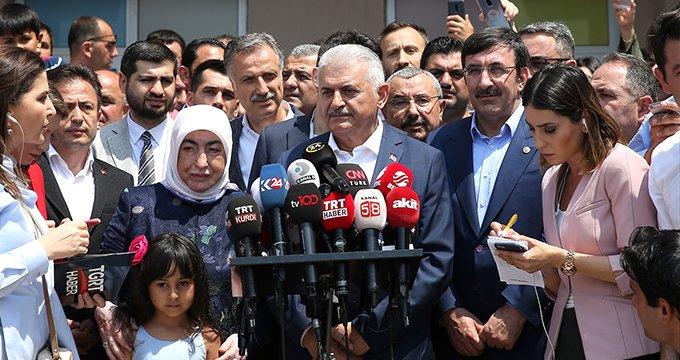 Binəli Yıldırım məğlubiyyətini etiraf etdi