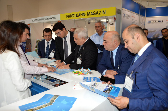 Azerbaijan presented at biggest transport exhibition in Europe for first time