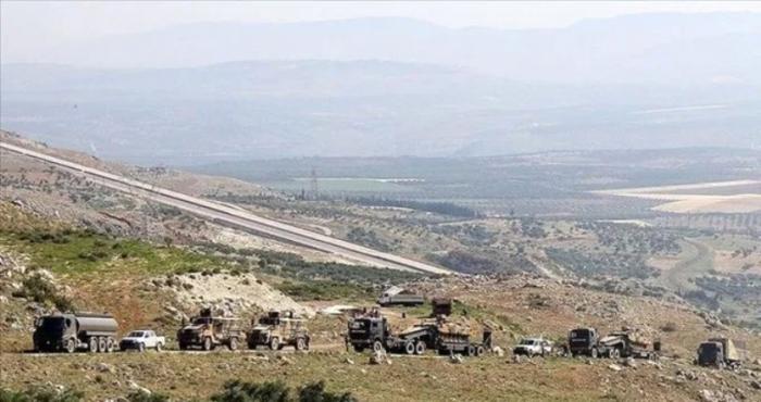 Türkiyənin Suriyadakı hərbi bazasına hücum olub