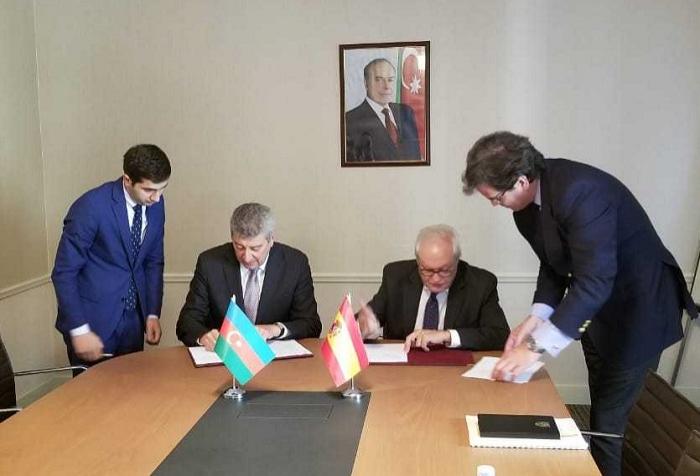Spain supports Azerbaijan