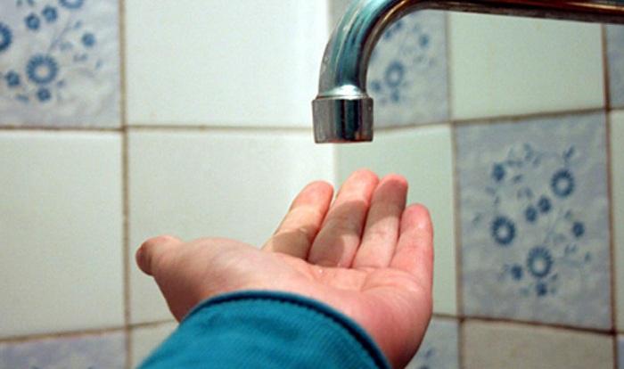 Paytaxtın bəzi ərazilərində 2 gün su olmayacaq