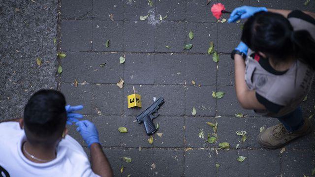 Mexique:   un 6e meurtre de journaliste depuis le début de l