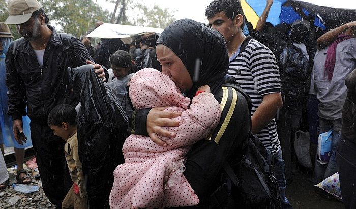 Turkish Interior Ministry reveals latest info on number of Syrian refugees
