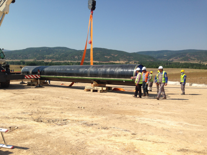 European Commission: Completion of TANAP's first phase strengthened Turkey's role in fostering energy security in EU