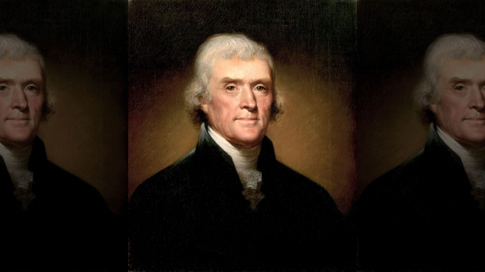 Newly discovered Thomas Jefferson letter describes Revolutionary War's impact on
