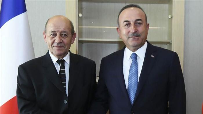 Le MAE français en visite officielle en Turquie