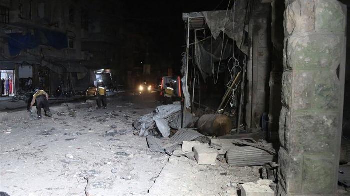 Syrie/Idleb:   8 civils tués dans des bombardements du régime