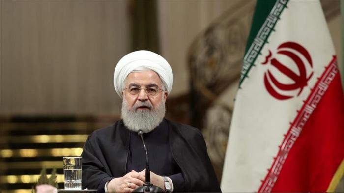 Ruhani ABŞ-ı geri addım atmağa çağırdı