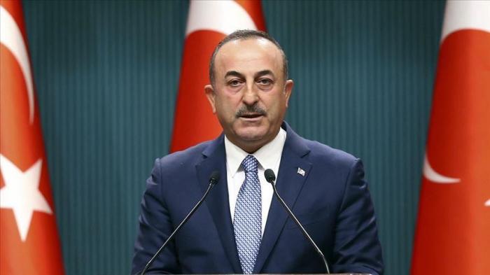 """Cavusoglu:   """"Nous désapprouvons la coopération étroite de la France avec le YPG"""""""