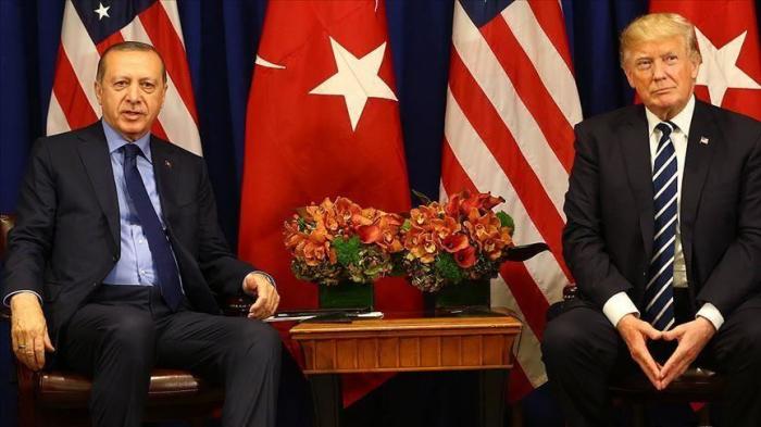 Erdogan et Trump s