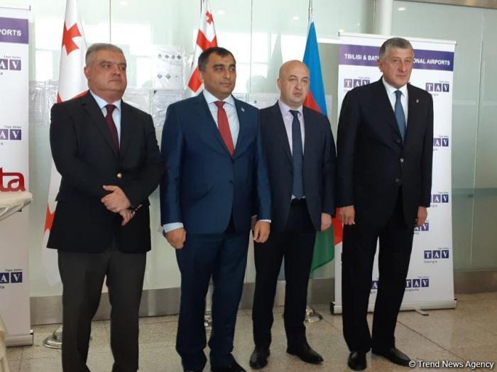 Azerbaijan's Buta Airways launches Baku-Batumi flight