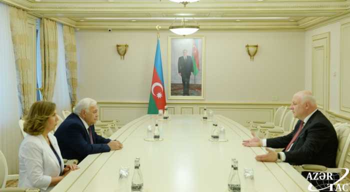 George Tsereteli: OSCE PA is keen to deepen relations with Azerbaijan