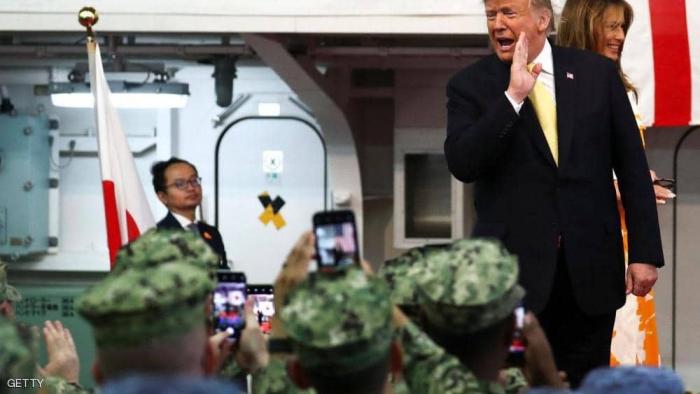 """صدور """"مذكرة تحذير"""" للجيش الأميركي بسبب ترامب"""