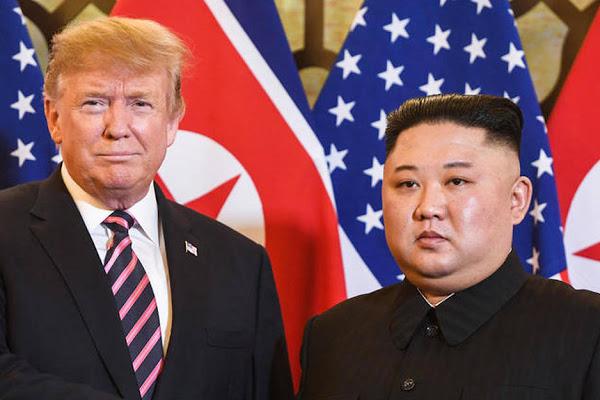 Kim Jong-un a reçu une lettre personnelle de Trump