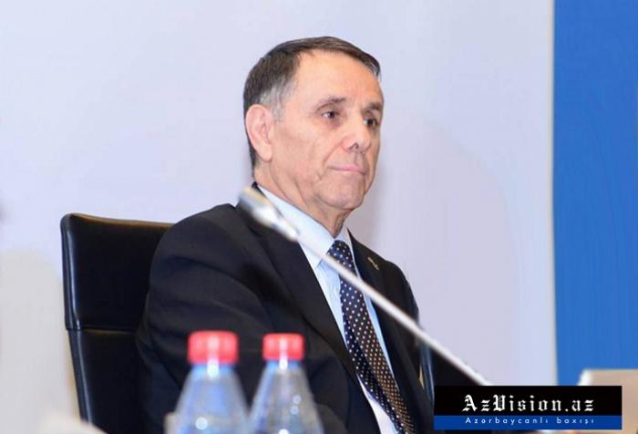 """نوفروز محمدوف:  """"أذربيجان عضو في عائلة الفضاء الكبيرة"""""""