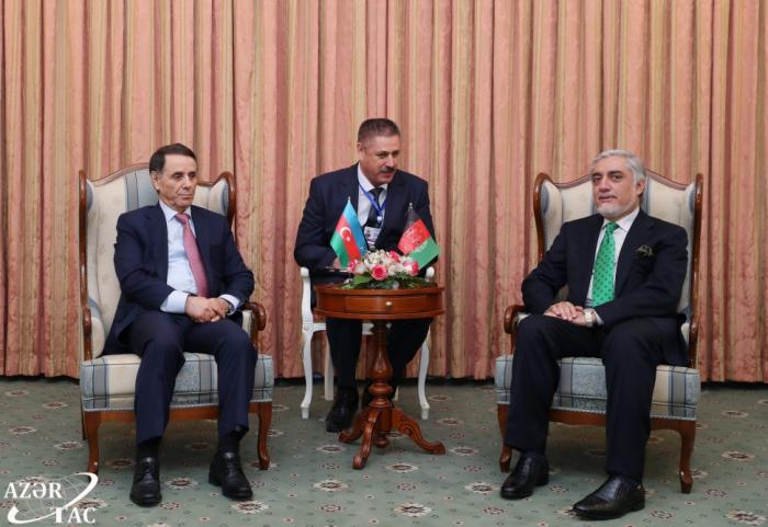 Le Premier ministre azerbaïdjanais est en visite au Tadjikistan