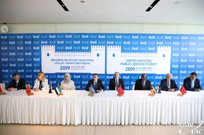 Se firma la Declaración de Intención para establecer la Asociación Internacional ASAN