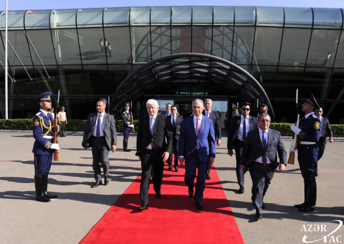 Markoviçin Bakıya səfəri başa çatıb