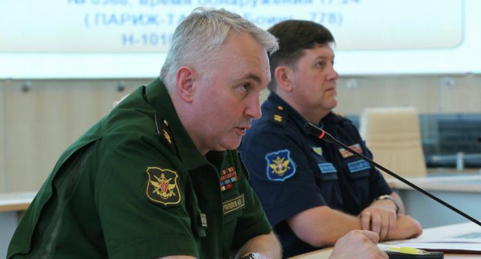 """الدفاع الروسية توضح كيف وسائل الإعلام الغربية """"تغسل الأدمغة"""""""