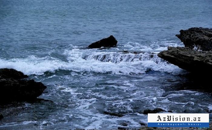 Xəzər dənizinin səviyyəsi 1.2 metr aşağı düşüb