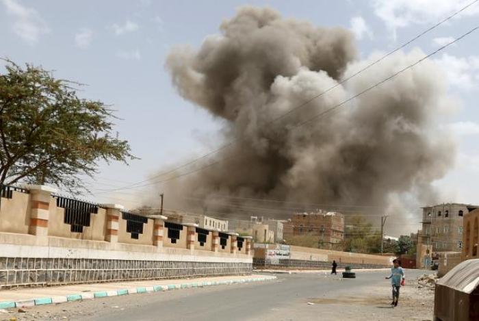 Militants blow up oil pipeline in southeastern Yemen