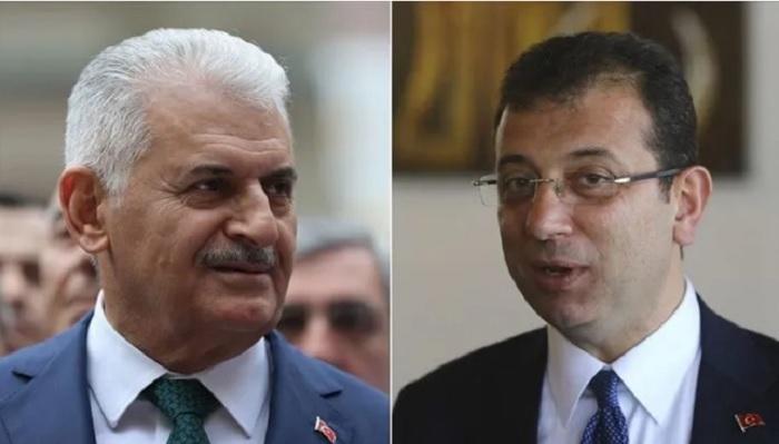 Binəli Yıldırım İmamoğlu ilə debata çıxır