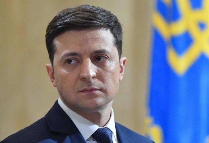 Zelenskinin ilk prezident maaşı açıqlandı