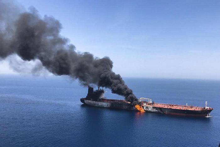 Trump zu Angriffen auf Tanker: Der Iran hat es getan