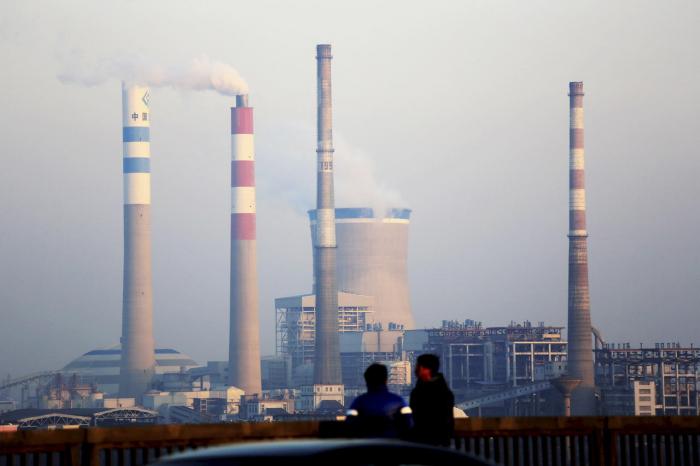 Les émissions de gaz à effet de serre de la Chine ont augmenté de 50% en dix ans