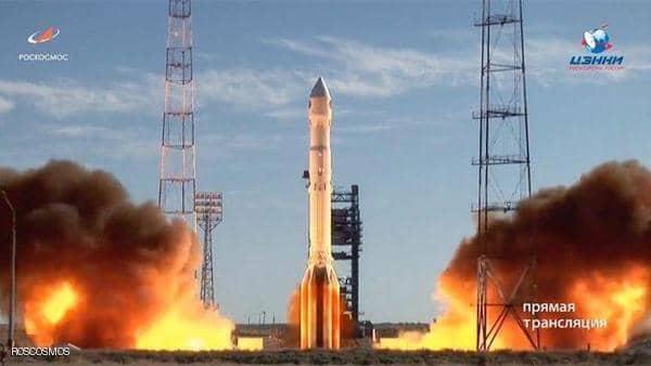 روسيا تطلق تلسكوبا للمراقبة الفضائية