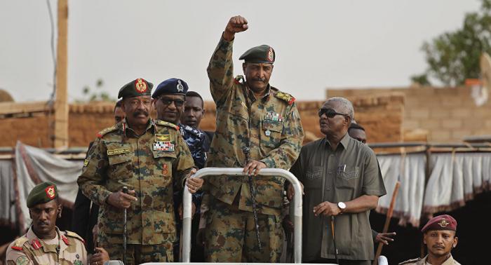 """قوى """"نداء السودان"""" تعلن تحفظها على عدة نقاط في مسودة الاتفاق السياسي"""