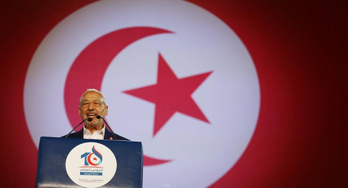 حركة النهضة التونسية تصادق على ترشيح الغنوشي في الانتخابات التشريعية