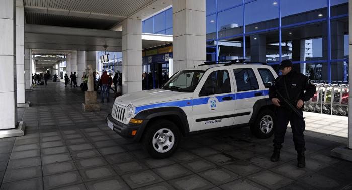 Attaque contre un poste de police à Athènes:   deux policiers blessés