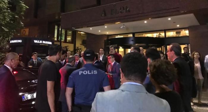 Turquie : un diplomate biélorusse blessé par balles par un voisin