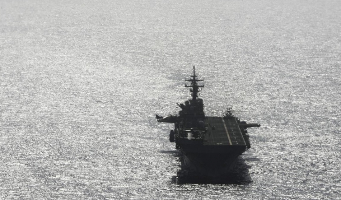 ABŞ İranın pilotsuz uçuş aparatını vurub