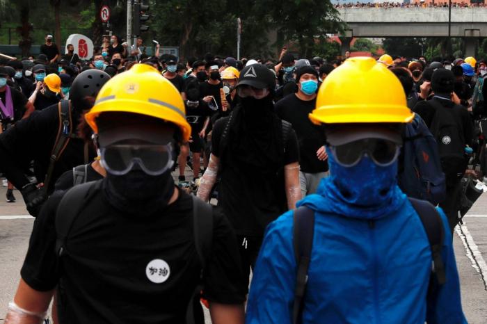 Taïwan promet son aide à des manifestants de Hongkong en fuite