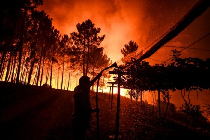 Portugal: feux de forêt «maîtrisés à 90%»