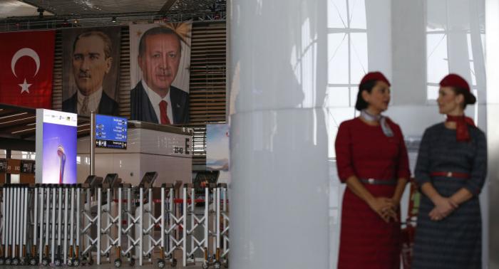 سيناتور روسي: العقوبات الأوروبية المفروضة على تركيا تتمتع بطابع رمزي