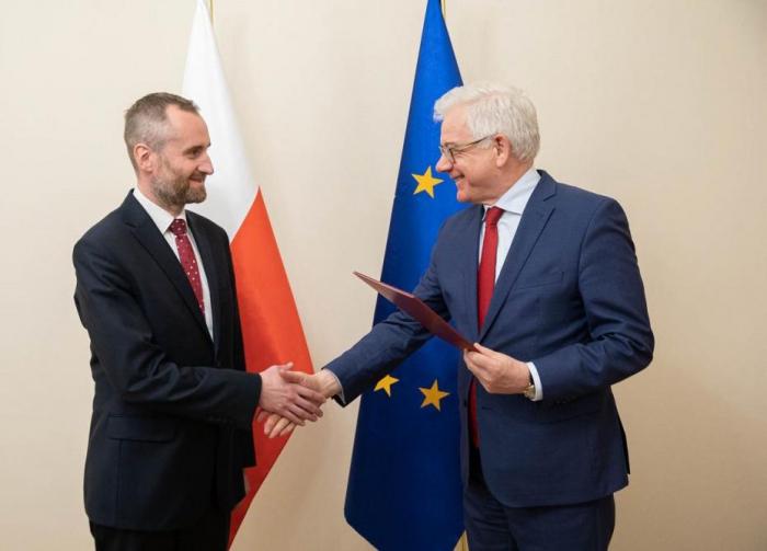 Polens neuer Botschafter in Aserbaidschan ernannt