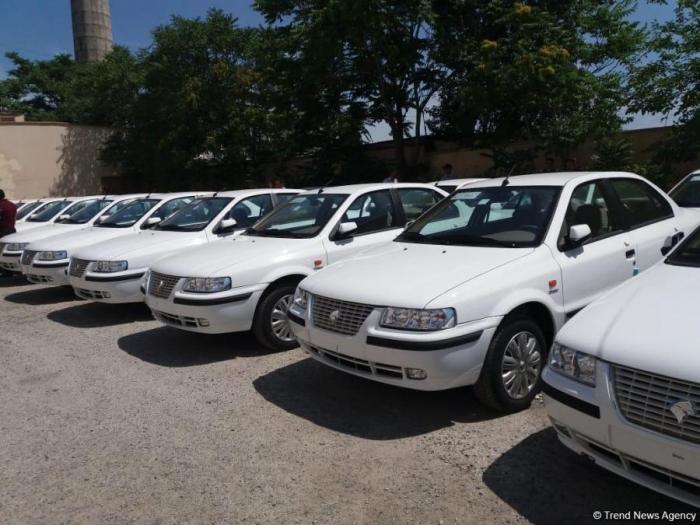 50 Qarabağ əlilinə avtomobil verildi