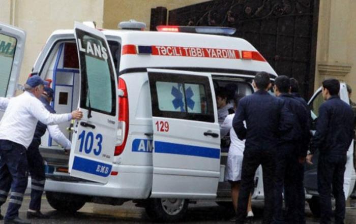 Neftçalada yol qəzası, 7 nəfər yaralanıb