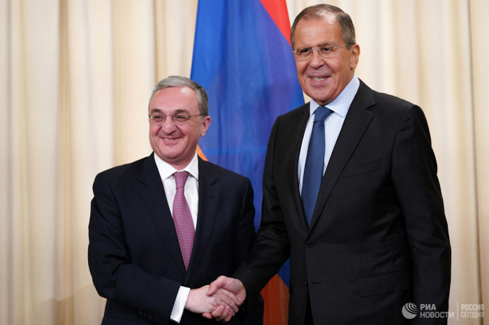 Armenia and Russia FMs discuss Nagorno-Karabakh conflict