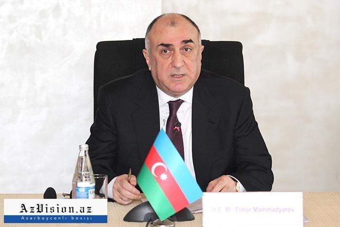 Elmar Mammadyarov a prononcé un discours lors du 14e sommet de l