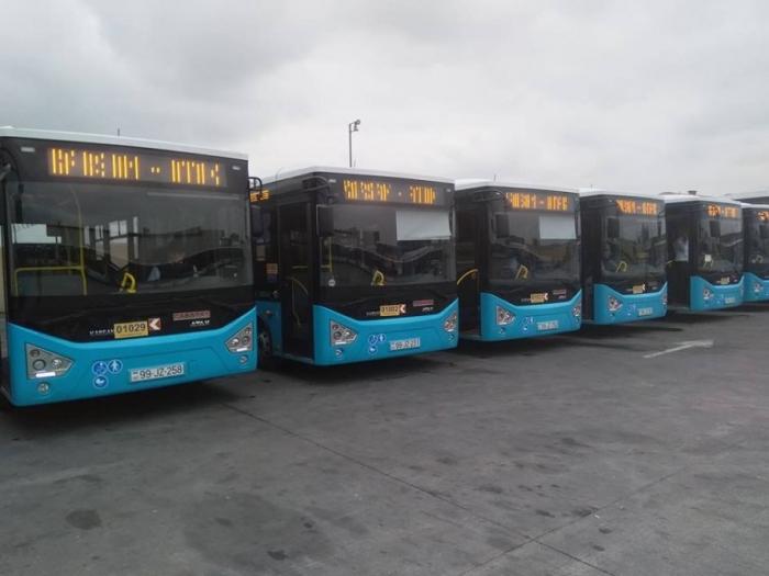 """""""Jara"""" üçün 40 avtobus ayrıldı"""