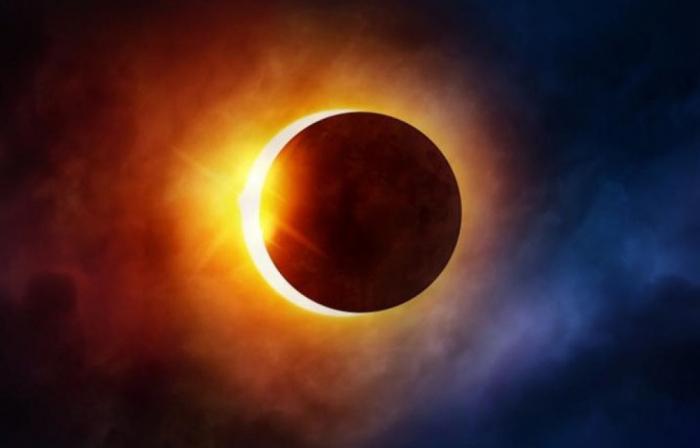 2019-cu ilin ikinci Günəş tutulması - VİDEO